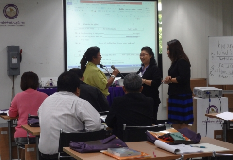 Business English Conversation Workshop