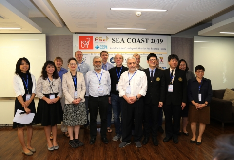 South-East Asian Crystallographic Overview And Systematic Training ( SEA COAST 2019) January 21-26,2019  @Science Connect KMUTT Bangkok,Thailand