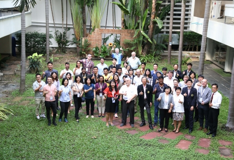 SEA COAST 2020   South-East Asian Crystallographic Overview And Systematic Training   January 21-29,2020 of Science King Mongkuts University Of Technology Thonburi Bangkok Thailand